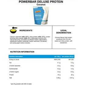 PowerBar Deluxe Proteinen Zak 500g, Coconut